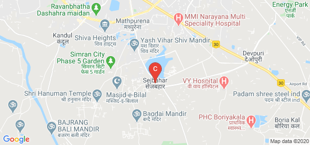 Sejbahar, Raipur, Chhattisgarh, India