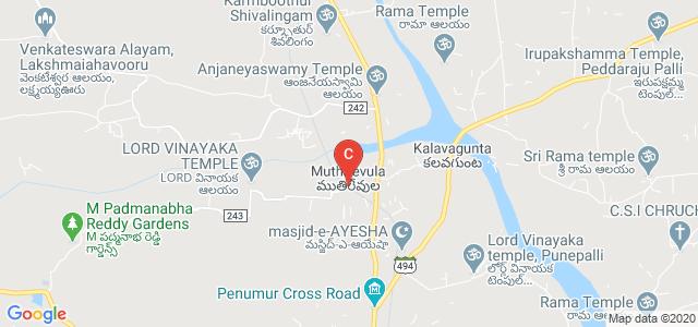 RVS Nagar, Muthirevula, Andhra Pradesh, India