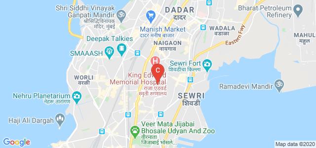 ESI Mahatma Gandhi Memorial Hospital, MINT Colony, Parel, Mumbai, Maharashtra, India