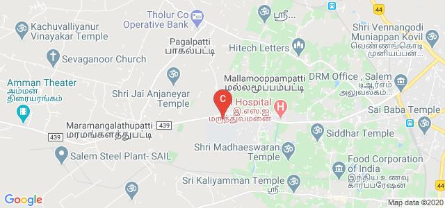 Government Mohan Kumaramangalam Medical College, Kollapatty, Salem, Tamil Nadu, India