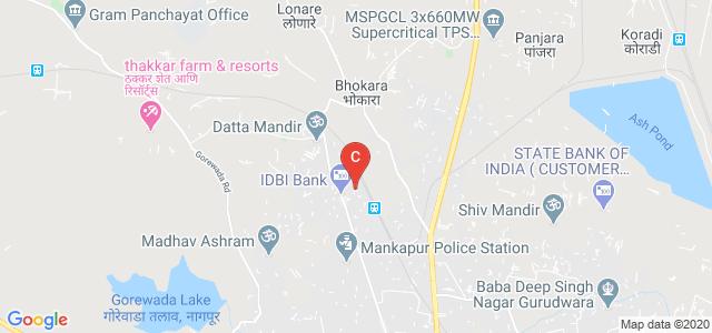 Central India College of Law, Railway, Swarnmaya Nagari, Nagpur, Maharashtra, India