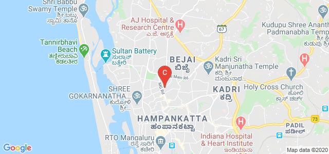 Shree Devi College of Interior Design Mangalore, Ballalbagh, Lalbagh, Mangaluru, Karnataka, India