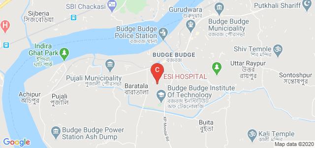 Budge Budge, Kolkata, West Bengal, India
