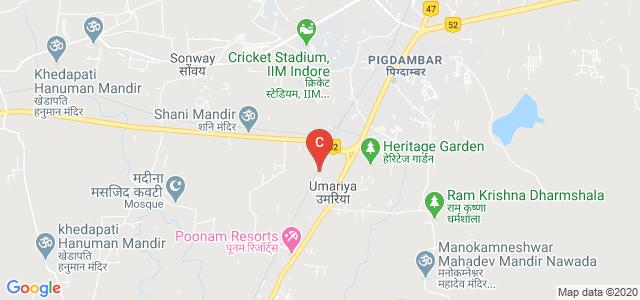 Indore, Madhya Pradesh 453331, India