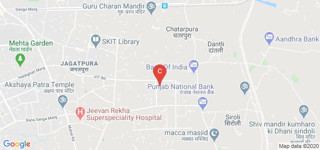 VGU School of Law, V I T Campus, Karolan Ka Barh, Jaipur, Rajasthan, India