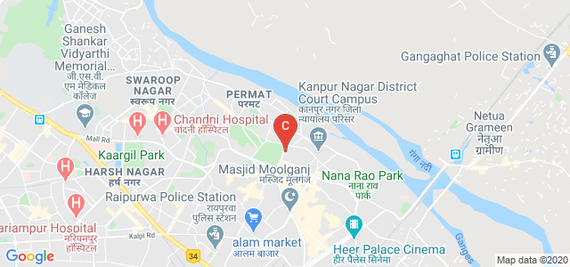 Dayanand College of Law, Pollock Street, Civil Lines, Kanpur, Uttar Pradesh, India