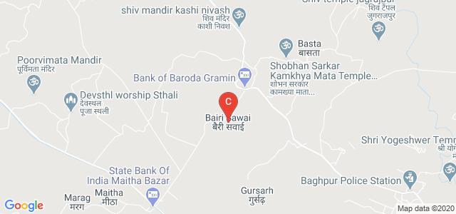 Bairi Sawai, Uttar Pradesh, India