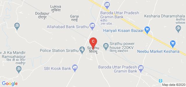 Sirathu, Kaushambi, Uttar Pradesh 212217, India