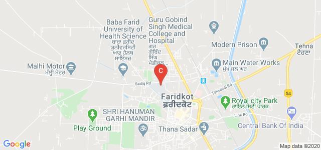 Guru Gobind Singh Medical College and Hospital, Sadiq Road, Kotakpura, GGS Medical Hospital, Faridkot, Punjab, India
