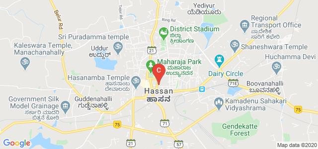 Hassan Institute Of Medical Sciences, Rangoli Halla, Hassan, Karnataka, India