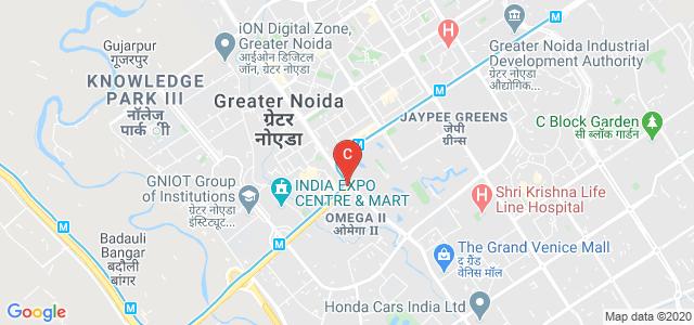 Pari Chowk, NRI City, Omega II, Greater Noida, Uttar Pradesh, India