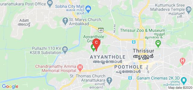 Government Law College, Madona Nagar, Ayyanthole, Thrissur, Kerala, India