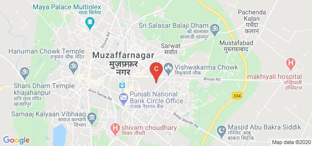 S.D. College of Law, Patel Nagar, New Mandi, Muzaffarnagar, Uttar Pradesh, India