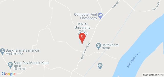MATS LAW SCHOOL, Gullu, Chhattisgarh, India