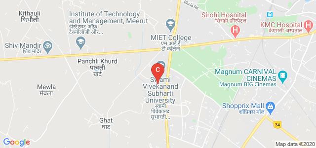 Subharti University, Meerut, Uttar Pradesh, India