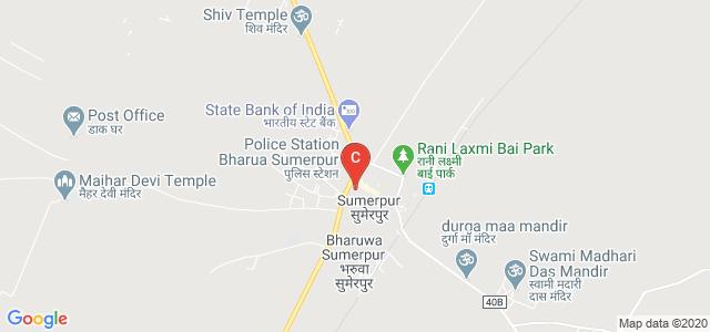 Babu Jai Shankar Gaya Prasad Mahavidyalya, Sumerpur, Uttar Pradesh, India