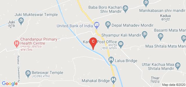 Ramnagar College, Egra Ramnagar Road, Gaurangabar, Shikarbar, Purba Medinipur, West Bengal, India