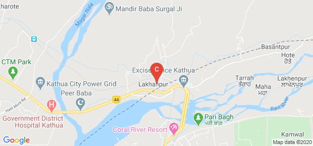 Ashoka Law College Monke Talab, Lakhanpur, Kathua