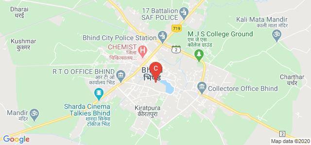 Bhind, Madhya Pradesh 477001, India