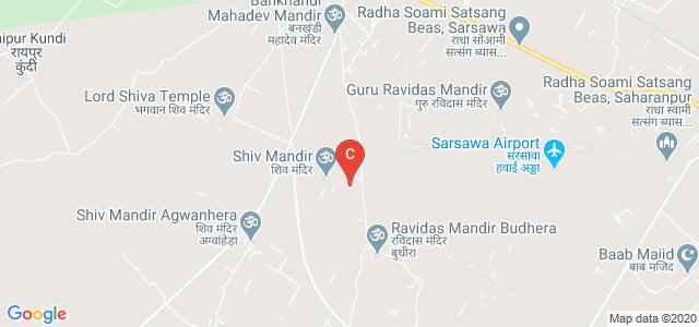 Saharanpur, Uttar Pradesh 247232, India