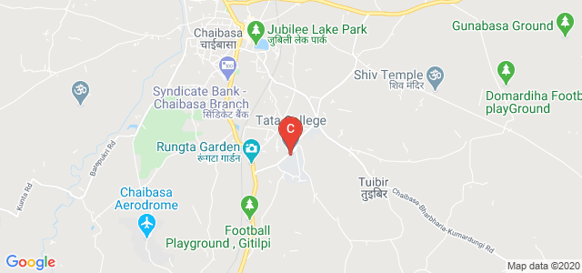 Tata College, Chaibasa, Jharkhand, India