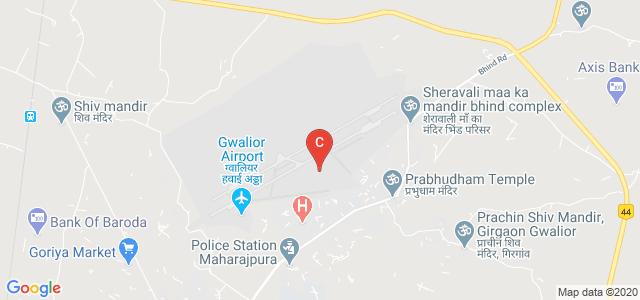 Maharajpura, Gwalior, Madhya Pradesh, India