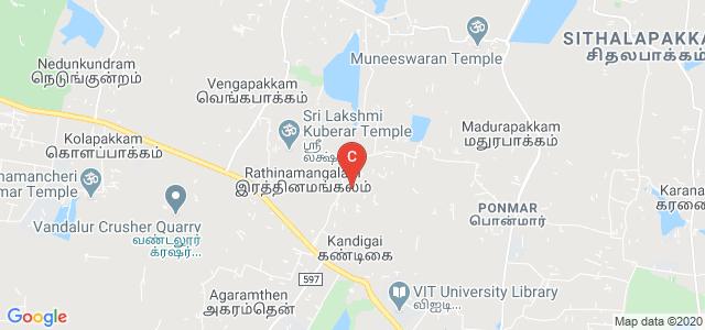 Chennai, Tamil Nadu 600048, India