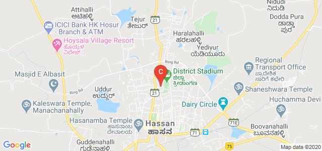 Government Law College, Rangoli Halla, Hassan, Karnataka, India