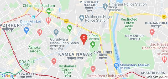 University Enclave, New Delhi, Delhi 110007, India