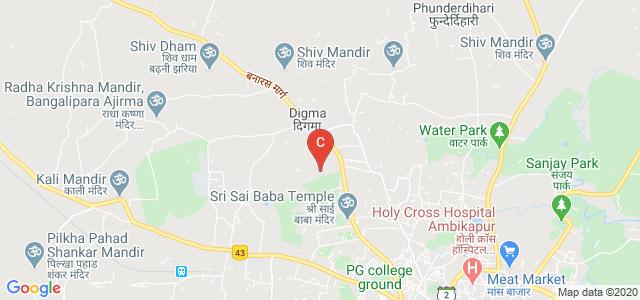Sarswati College, Subhash Nagar, Ambikapur, Chhattisgarh, India