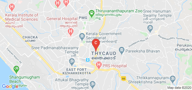 Kerala Institute of Tourism and Travel Studies, Housing Board, Thycaud, Trivandrum, Kerala, India