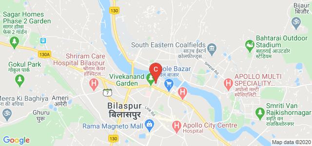 Chhattisgarh Institute of Medical Sciences, Gond Para, Gole Bazar, Bilaspur, Chhattisgarh, India