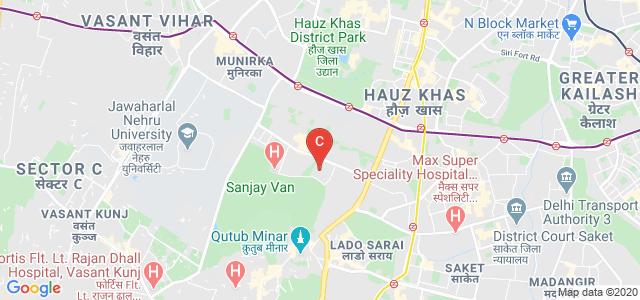 Ashok Institute of Hospitality and Tourism management, Block C, Qutab Institutional Area, New Delhi, Delhi, India