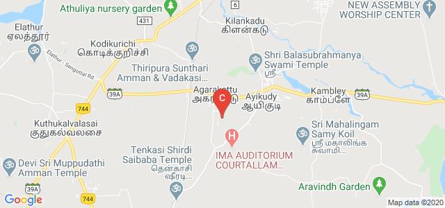 Jp College Of Arts And Science, Tirunelveli, Tamil Nadu, India
