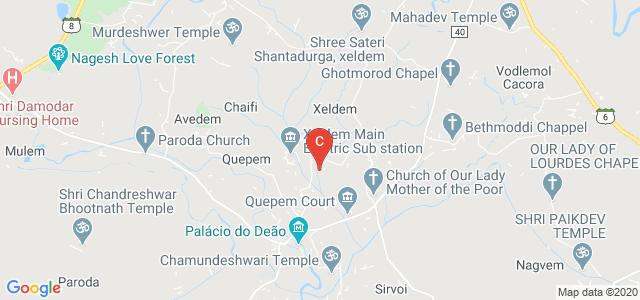 Govt.College of Arts,Science And Commerce,Quepem Goa,403705, Xeldem, Goa, India