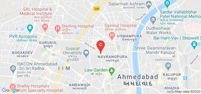University Road, Vasant Vihar, Navrangpura, Ahmedabad, Gujarat 380009, India