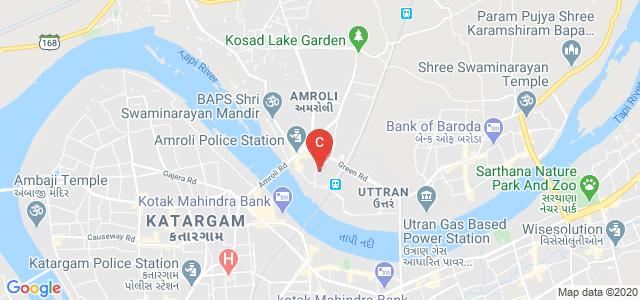 Sutex Bank College of Computer Applications & Science, College Campus St, Dilip Nagar, Utan, Amroli, Surat, Gujarat, India