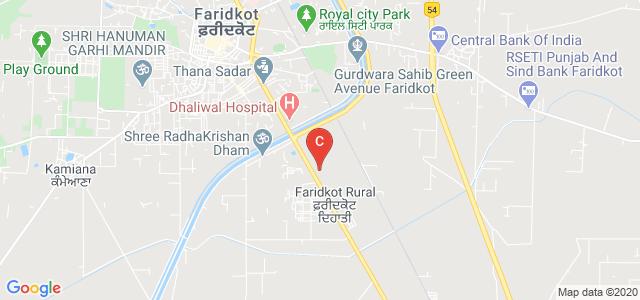 Baba Farid Law College, Kotkapura Bypass Rd, Faridkot Rural, Faridkot, Punjab, India