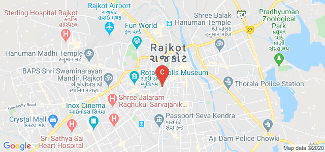 Doctor Yagnik Road, Rajputpara, Rajkot, Gujarat, India