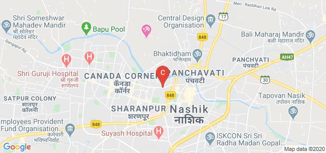 Gangapur Road, Ganpati Nagar, Shivaji Nagar, Nashik, Maharashtra 422002, India