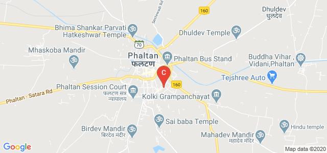 Phaltan, Satara, Maharashtra 415523, India