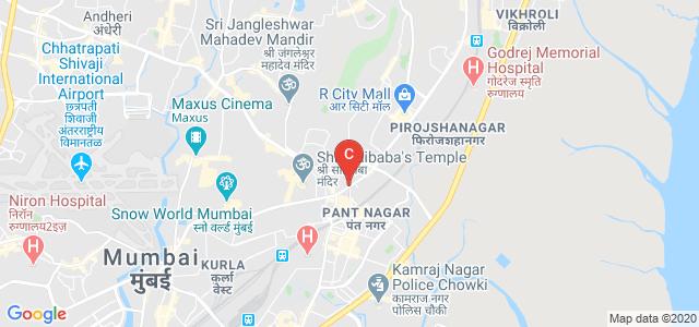 Ghatkopar West, Mumbai, Maharashtra 400086, India