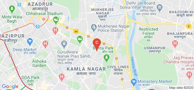 Chhatra Marg, Delhi School Of Economics, University Enclave, Delhi 110007, India