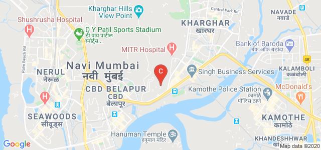 Bharati Vidyapeeth Dental College and Hospital, Sector 7, CBD Belapur, Navi Mumbai, Maharashtra, India