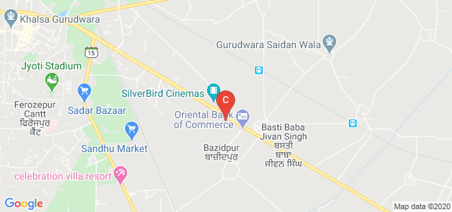 Genesis Institute of Dental Sciences & Research - Dental College in Punjab, Ferozepur, Punjab, India