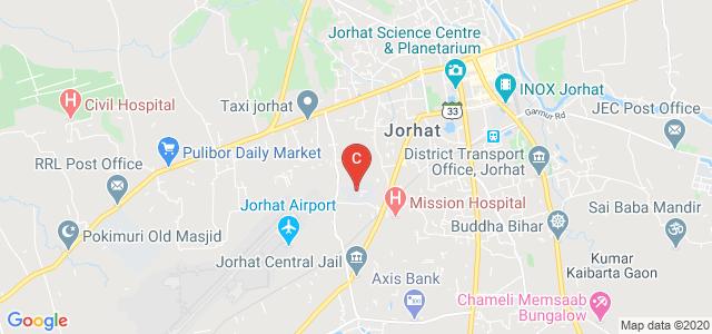 Jorhat Medical College, Kushal Nagar, Tarajan, Jorhat, Assam, India