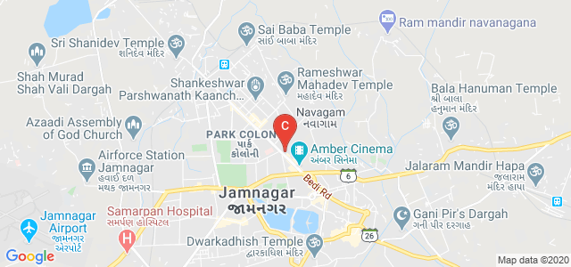 Shri M P Shah Government Medical College, Indradeep Society, Jamnagar, Gujarat, India