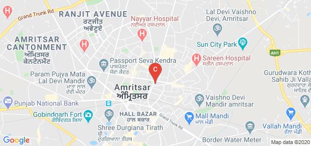 Government Dental College, Sehaj Avenue, Amritsar, Punjab, India