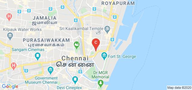 Govt Dental College And Hospital, Esplanade, George Town, Chennai, Tamilnadu, India