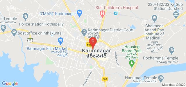 SRM Post Graduate College (MBA), SRM Nagar, Chinta Kunta, Karimnagar, Telangana, India